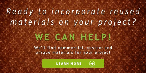 Looking for Reused Materials for Your Project? | PlanetReuse