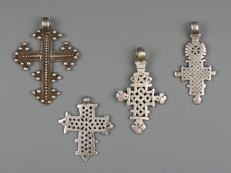 Ethiopian Silver Crosses | Contemporary pieces