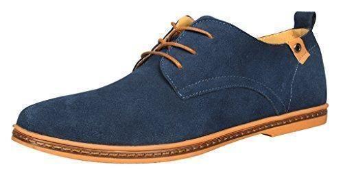 Oferta: 29.98€. Comprar Ofertas de iLoveSIA - Zapatos de Vestir hombre Azul EU 42 (Etiqueta 44) barato. ¡Mira las ofertas!