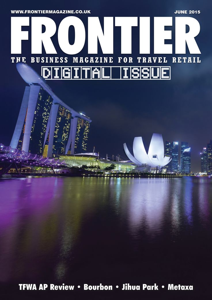 Frontier Magazine feature The Cruise Holidays Industry Sector Report #cruise #SEO #PPC #Digitalmarketing