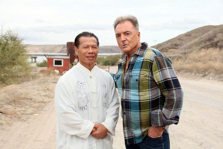 Armand Assante and Bolo Yeung.