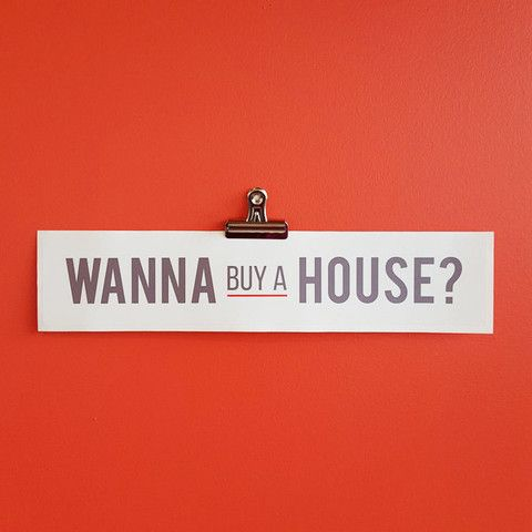Stand out from the crowd and place this creative 'WANNA buy a HOUSE?' stickers on yard signage. These stickers are removable so you don't have to worry about ruining the surface you stick it to! And i