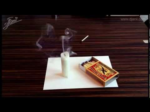 7 étonnantes illusions d'optique | Fress