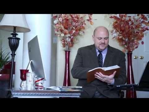 Discourse on the Torah by Nehemiah Gordon (Part 1 of 11) - YouTube 26.23