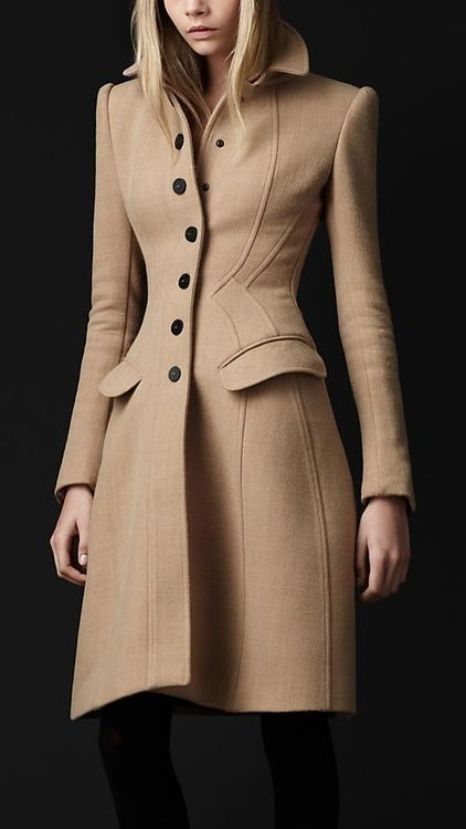 Another awesome coat from Burberry!