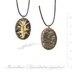 Mammutbaum-Amulett