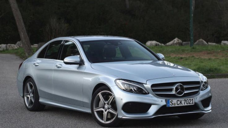 Mercedes-Benz just keeps dropping pricing bombshells on us. After unveiling the cost of the models of the upcoming GLA-Class compact crossover, now the 2015 C-Class, the German brand's bread-and-butter luxury sedan, is ready to unleash its secrets, as well.