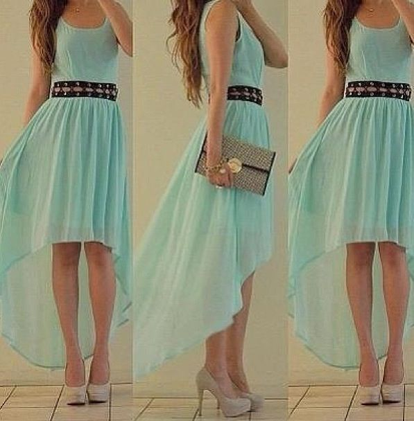 Cute high low dresses for summer
