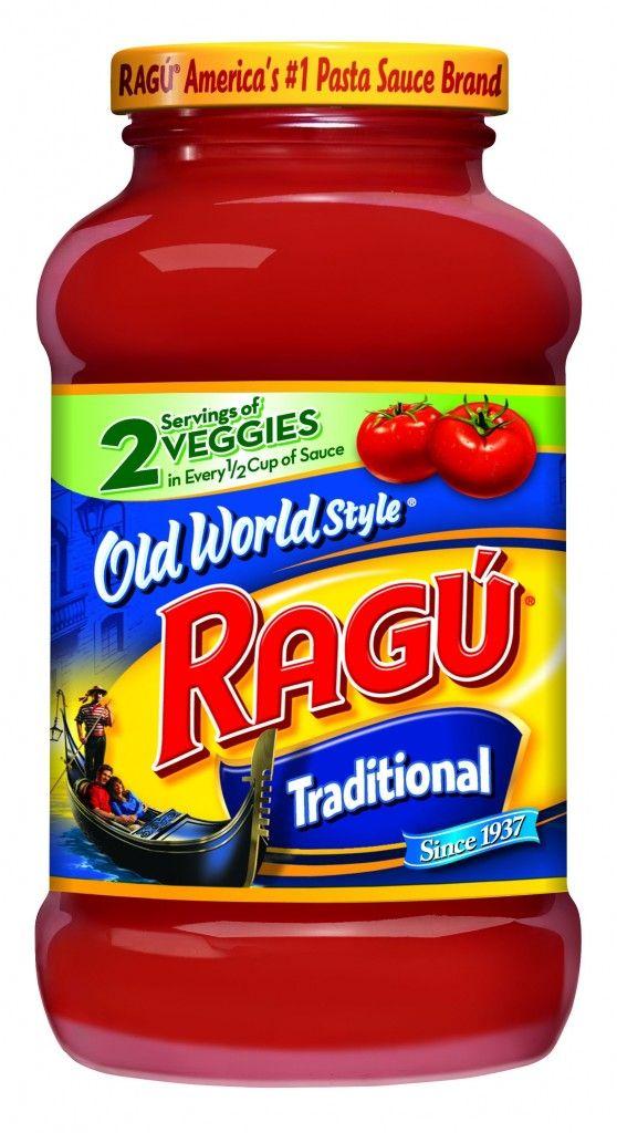 Ragu Pasta Sauce, Only $0.77 at Target!