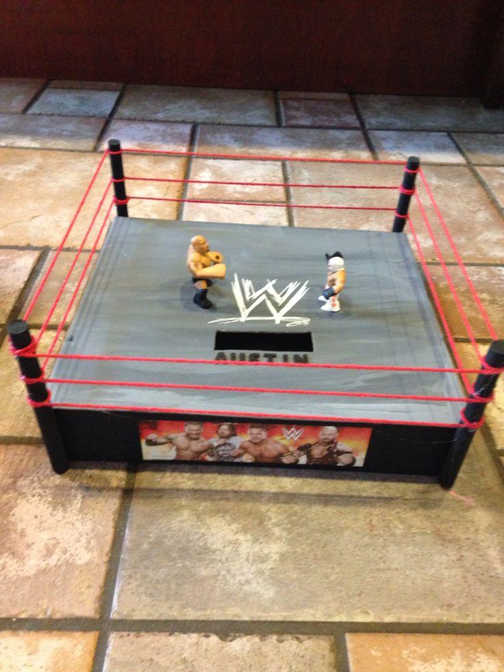 wrestling valentine box