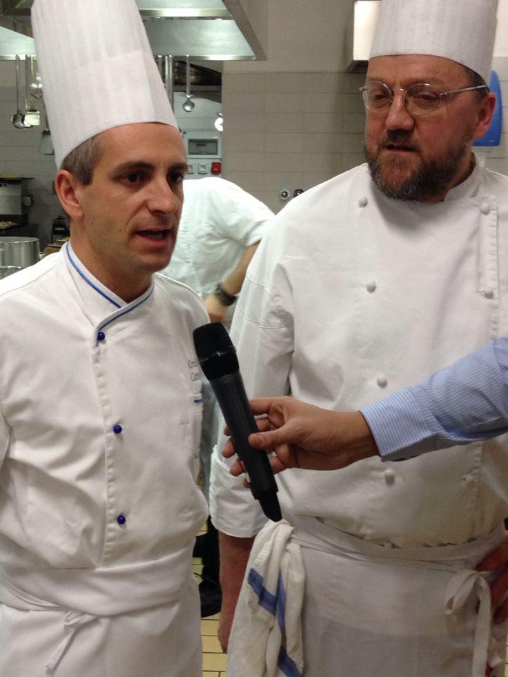 Chef intervistati dalla RAI