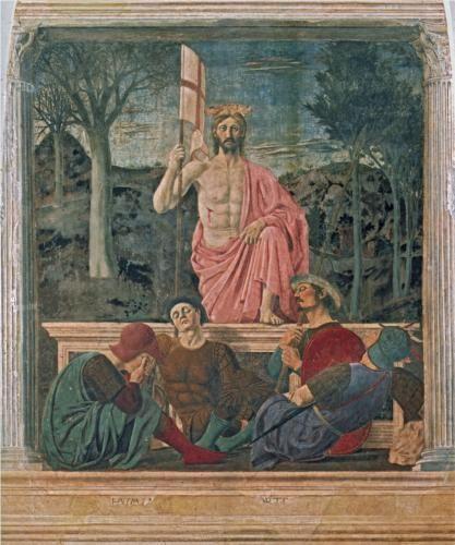 The Resurrection - Piero della Francesca