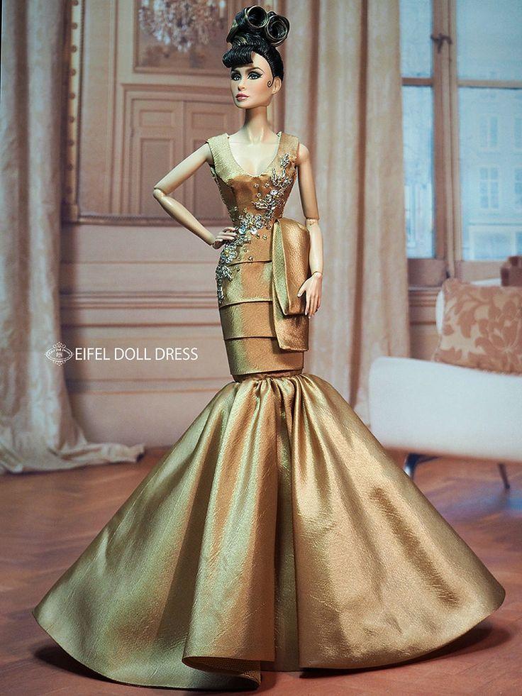 New Dress for sell EFDD   by eifel85, eifel doll dress