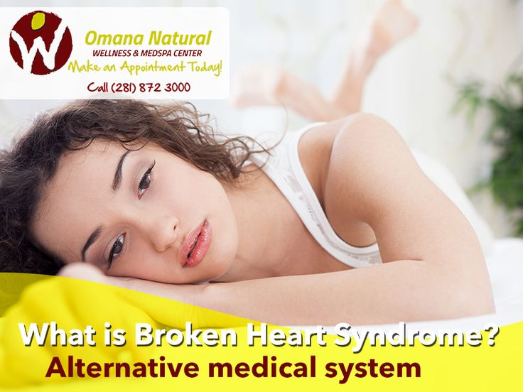 Omana Natural Wellness and MedSpa Center, LLC. - What is Broken Heart Syndrome?