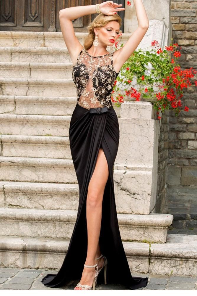 Barato Vestido de renda vestido longo vestidos femininos longas vestido de renda bordado malha envoltório Maxi Dress vestidos de celebridades, Compro Qualidade Vestidos de Noite diretamente de fornecedores da China:  2015 new women clothing vestidos de celebridades Gray Bombshell Asymmetrical Hemline Evening Dress LC6598 vestido