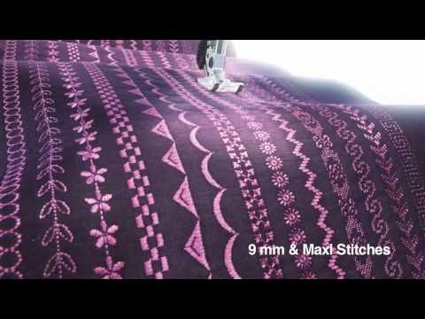 PFAFF® creative sensation™ sewing and embroidery machine