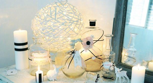 Lumière sur des #bougies originales et personnalisées !