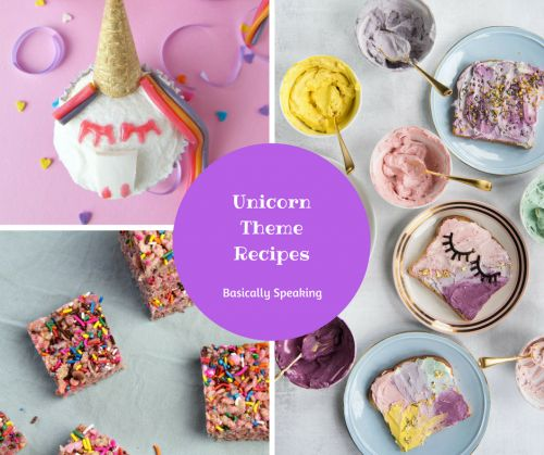 Fun Unicorn Treats