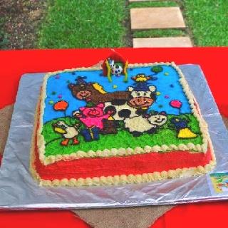 Farm cake :)