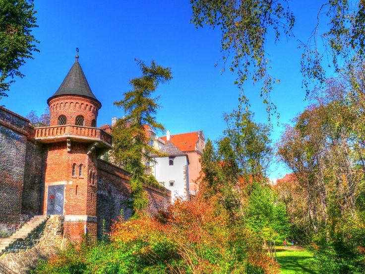 Bezrucovy Sady (park) - Olomouc, Czech Republic