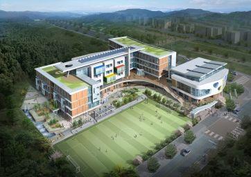 강남 자곡초등학교 설계공모