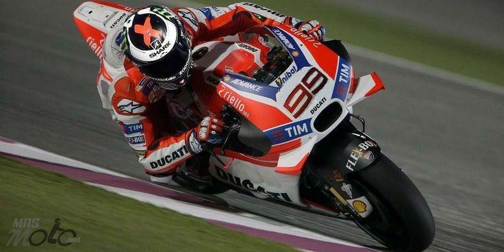 ¿¿¿Jorge Lorenzo Ducati 2017???