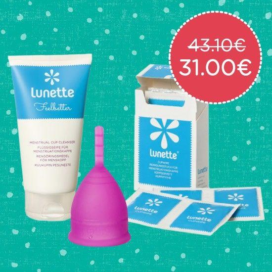 Lunette Cynthia + Kit Limpeza