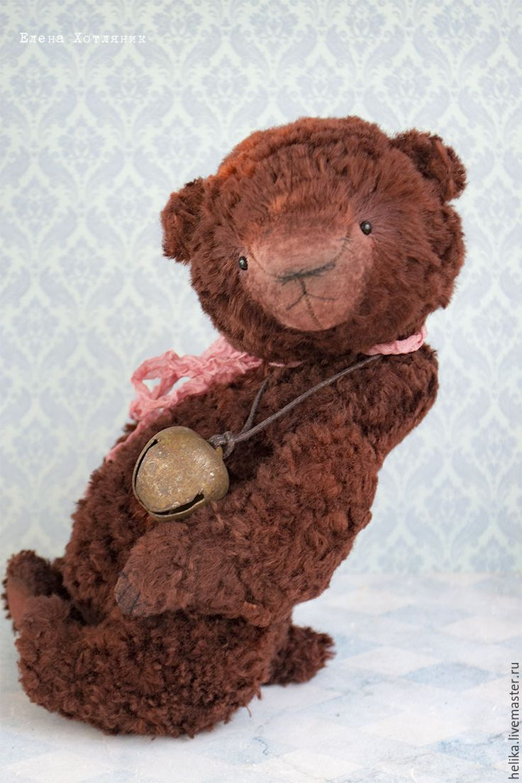 Купить Выкройка медведя Teebo - выкройка, выкройка pdf, выкройка мишки Тедди, выкройка мишки