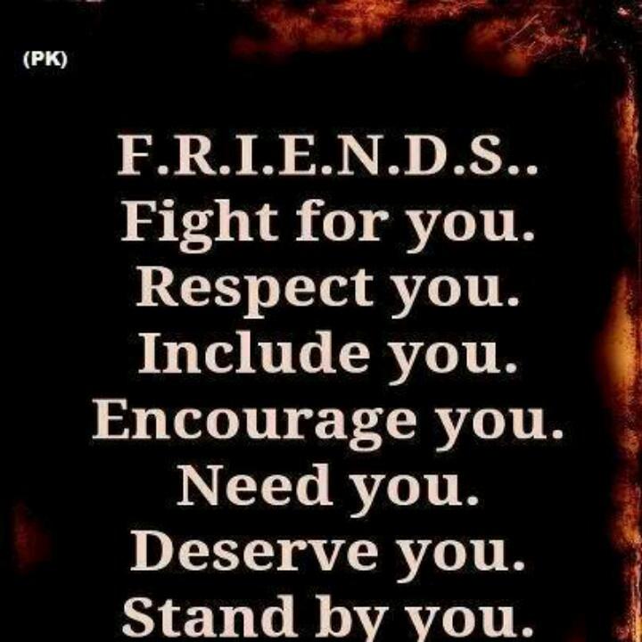 r world find a friend