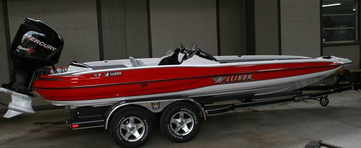 Allison BasSport Elite Pro | Bass Boats | Pinterest