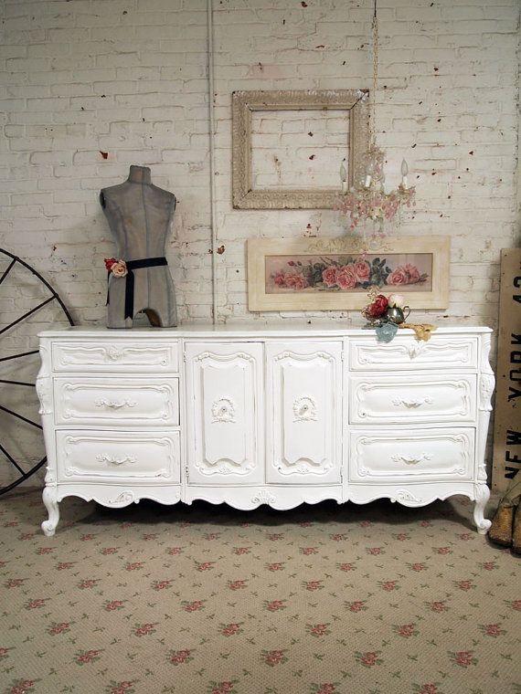 Unique Cottage Style Storage Cabinets