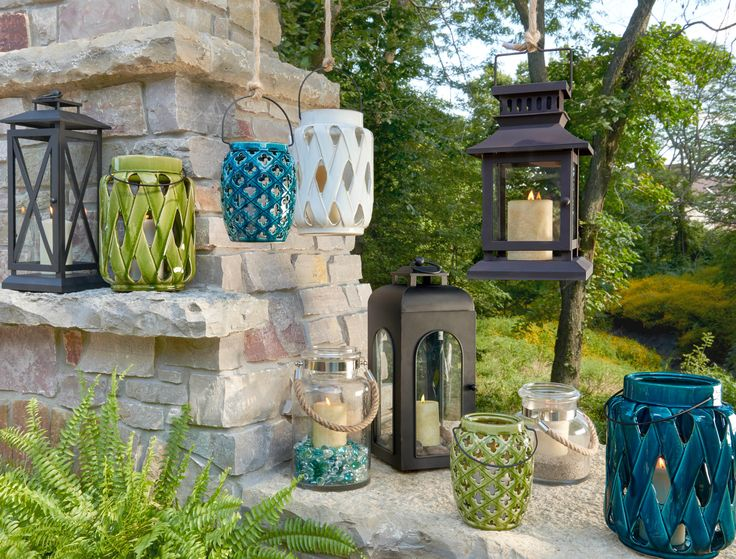Indoor Lanterns Or Outside Lanternsu2014they Are One In The Same! Shop Many From
