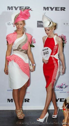Racing Fashion: Racing Fashion Presents the Designer Award at Melbourne Cup Day 2013