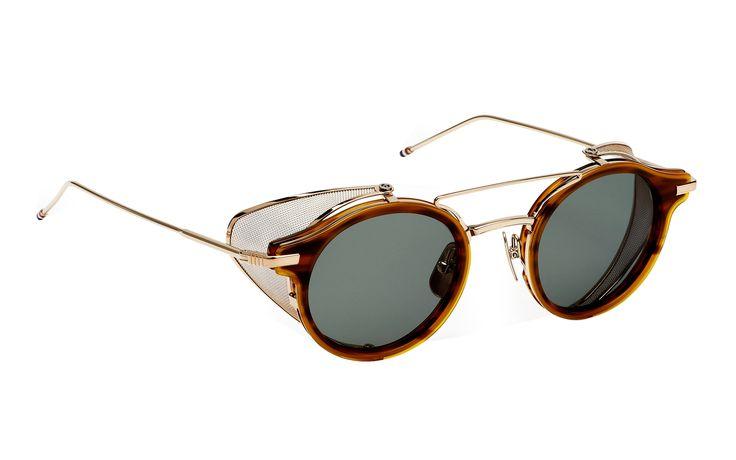 Thom Browne 804 A Sunglasses | sunglasscurator.com