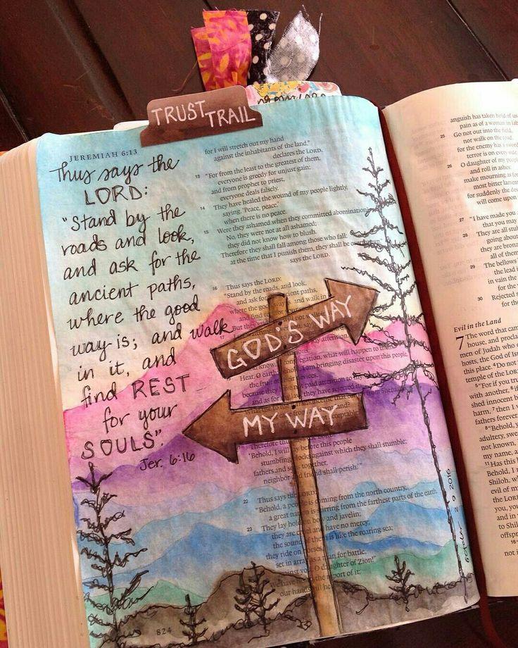 Jeremiah 6:16 @mikipietak