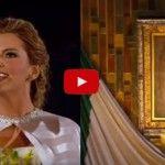 Marjorie de Sousa cantado Mañanitas Guadalupana a la Vigen de Guadalupe
