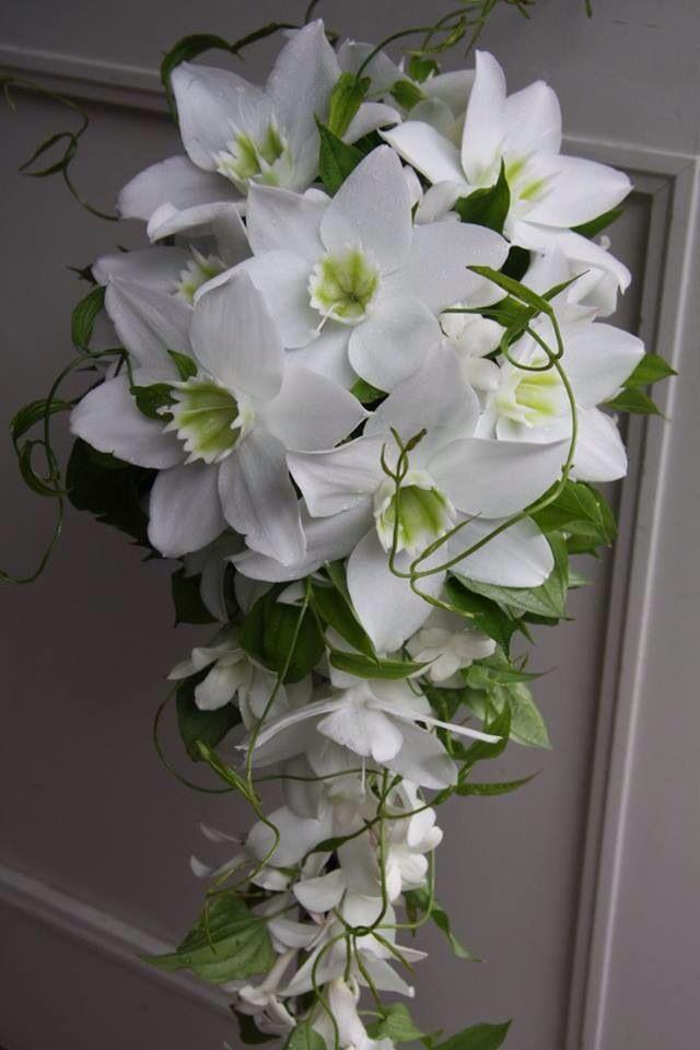 Stunning shower bouquets