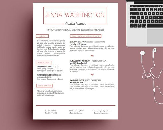 resumes cover letters pinterest resume templates resume and