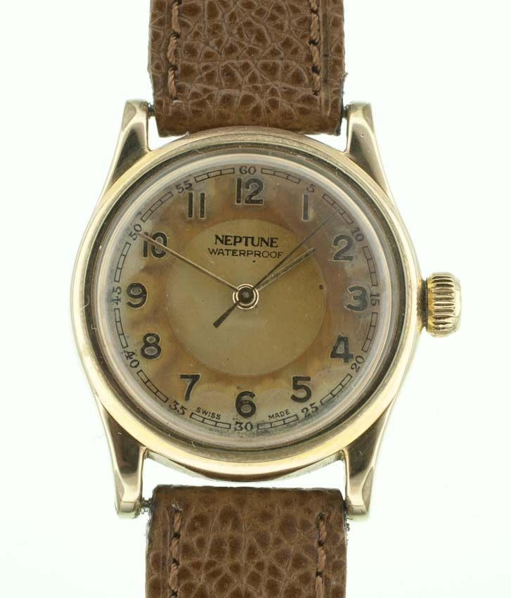 Oyster Neptune Rare Canadian Rolex Oyster - Used and Vintage Watches for Sale