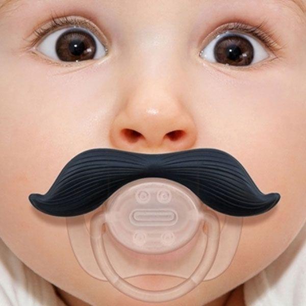 Artigo QR High Quality Funny Infant Mustache Baby Appease Nipple na Categoria Outros,Artigos de Bebê em eBid Portugal | 146065442