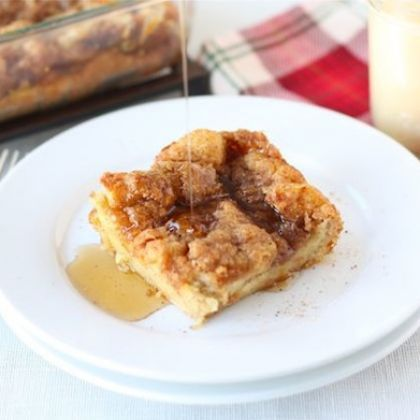 eggnog french toast baked french toast french toast recipes french ...