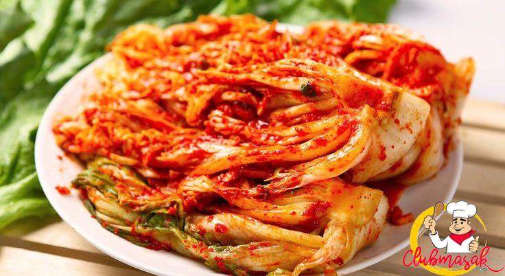 Resep Hidangan Sayuran, Asinan Sawi Ala Korea, Menu Masakan Sehat, Club Masak