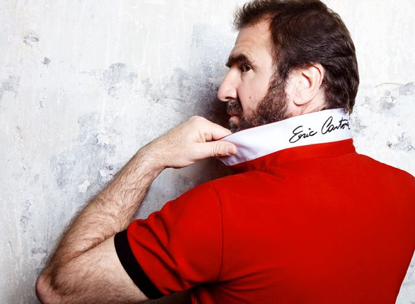 The Kooples - Discover The Eric Cantona Polos In Sneak Preview On The Eshop!