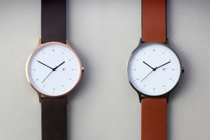 The INSTRMNT 01 Watch by Braun
