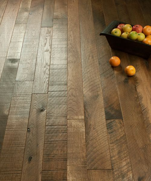 Hallmark Floors Organic Hardwood Collection Tulsi Hickory