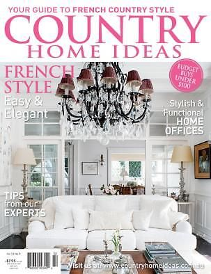 Etonnant Vol 13: No 9 | Country Home Ideas | The Country Lifestyle Magazine