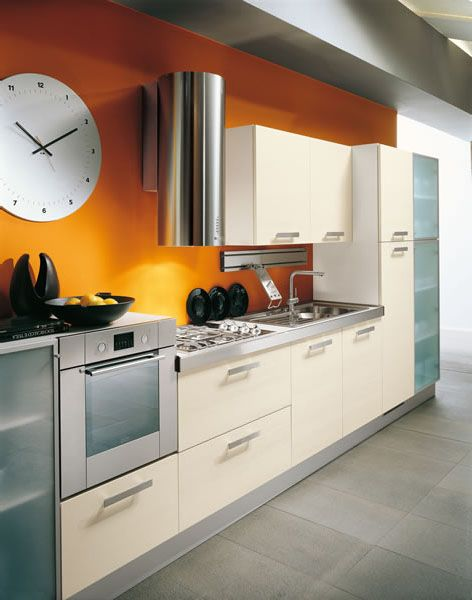 Regola modern konyhánk - www.montegrappamoblili.hu