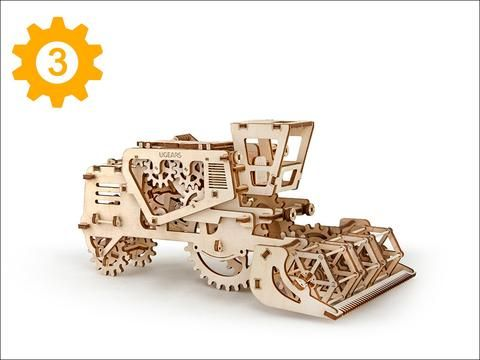 Combine - mechanical construction kit UGears - UGears - 1