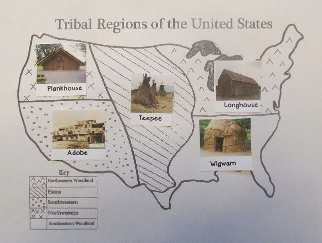 Native american tribes on Pinterest | North american