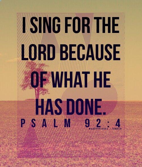 #Psalm 92 www.instapray.com